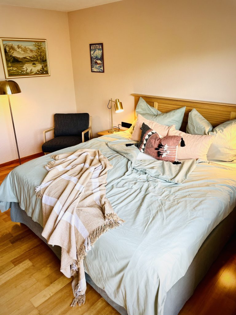 Foto Doppelzimmer Lermoos