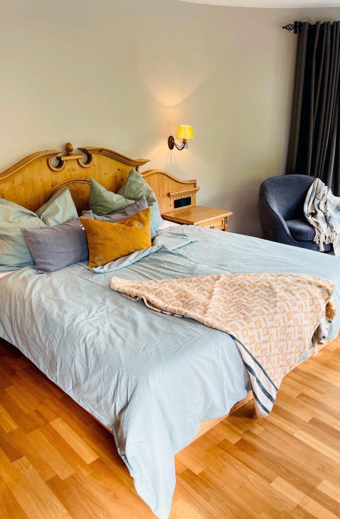 Foto Doppelzimmer Sonnspitz