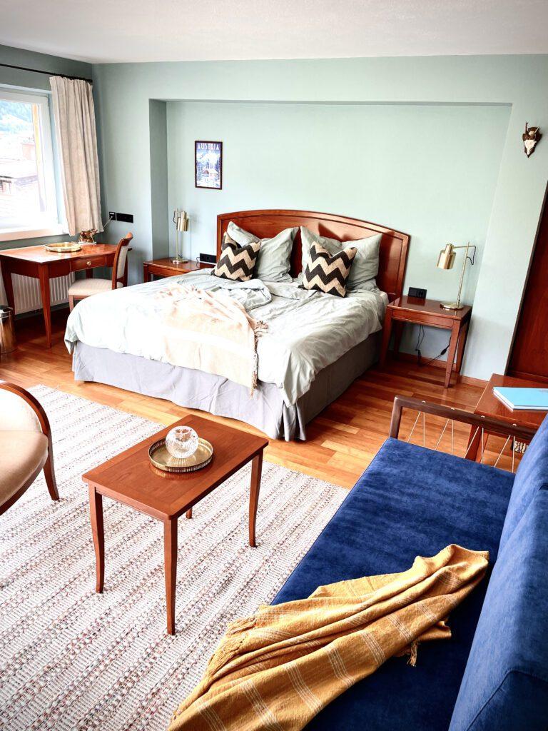 Foto Doppelzimmer Panorama